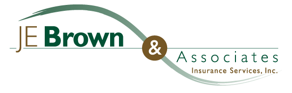 JE Brown & Associates Insurance Services, Inc. Logo