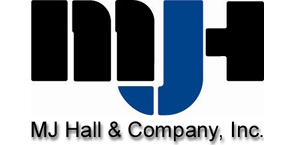 MJ Hall and Company Logo